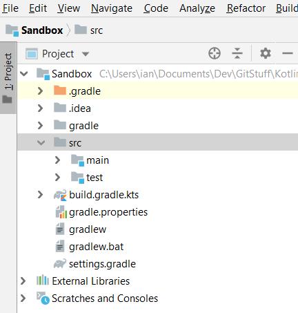 Kotlin: Sandbox Projects – Python? add Kotlin to level up